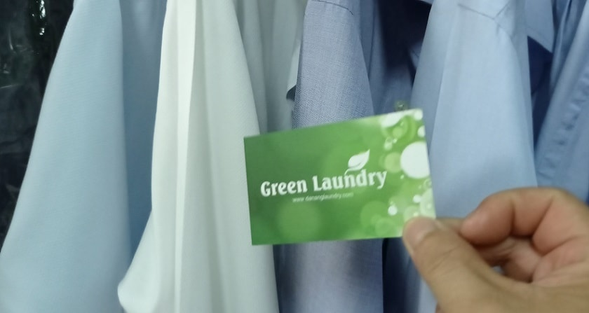 Dry cleaning service Da Nang