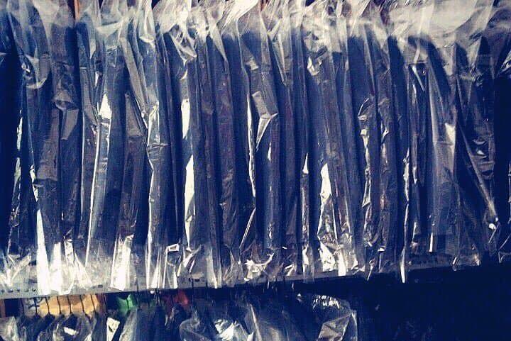 Giặt hấp áo vest giặt khô áo vest Đà Nẵng
