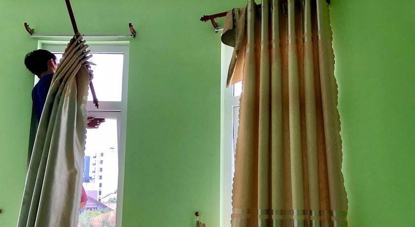 giặt rèm cửa ở Đà Nẵng