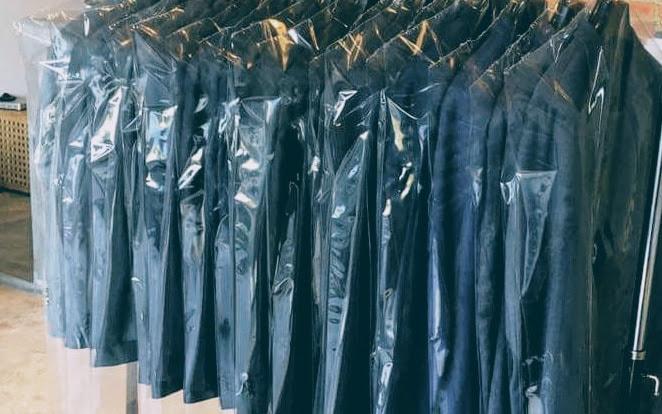 giặt khô áo vest tại đà nẵng