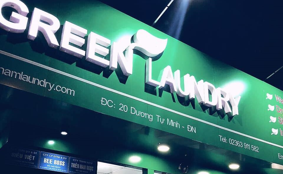 Green Laundry Danang