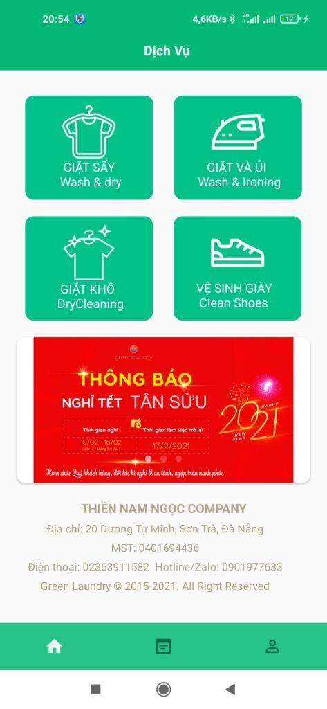 Cửa hàng vệ sinh giày tại Đà Nẵng